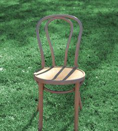 Natural Bentwood Chair