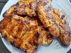 Tandoori Chicken, Barbecue, Food And Drink, Meat, Baking, Ethnic Recipes, Cooking Ideas, Blog, Handmade