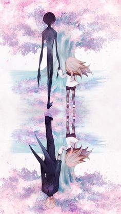 Could someone tell me from which anime is this?<<<not and anime, but a game called 'Deemo' Manga Anime, Art Manga, Art Anime, Fanarts Anime, Anime Kunst, Anime Characters, Chibi, Kawaii Anime, Image Manga