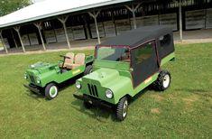 1950 Crosley Farm-O-Road - Backward Glances - Four Wheeler Small Tractors, Marine Engineering, Four Wheel Drive, Us Cars, Small Cars, Car Ins, 4x4, Jeep