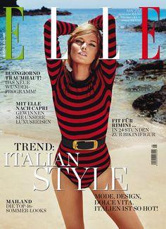 ELLE Cover Mai 2014 – Cristina Tosio