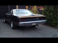 1970 Plymouth Road Runner HEMI RETRO DRIVE REVIEW #ClassicCarWeek 2015 - YouTube