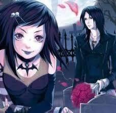 Vampire Kiss - Raven and Alexander