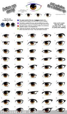 Рисуем глаза кукле - Страница 6 - Форум