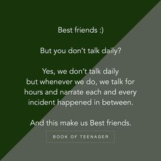 To all my long distance besties Friends Day Quotes, Besties Quotes, Best Friend Quotes, Cute Quotes, Girl Quotes, Words Quotes, Qoutes, Bffs, Hiding Feelings