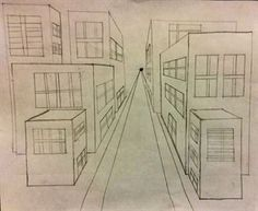 Check out student artwork posted to Artsonia from the Buildings in one point perspective project gallery at South Belton Middle School.