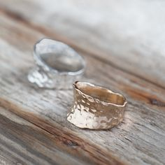 Harmony Ring in silver & gold