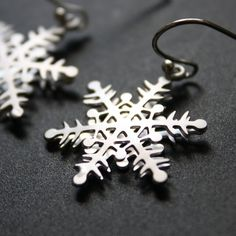 Snowflakes...i have these :-)