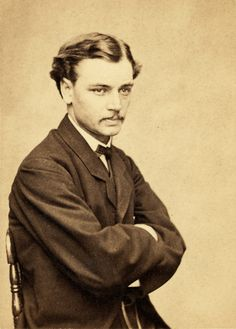 Robert Lincoln. Photograph by Mathew Brady, ca. 1865 (Library of Congress)