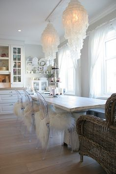 Anines wonderful kitchen!