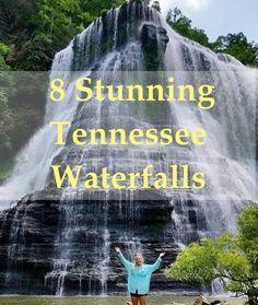 8 Hikes with Waterfalls Near Nashville, TN: Tennessee waterfalls
