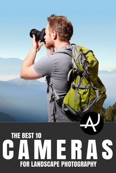 Best Landscape Cameras of 2019 Best Landscape Camera - Outdoor Photography Tips and Ideas - Photography Equipment – Hiking Photography Articles – Nature, Wildlife and Landscape Photography Posts via The Adventure Junkies Camping Photography, Photography Gear, Ocean Photography, Photography Equipment, Outdoor Photography, Landscape Photography, Digital Photography, Portrait Photography, Wedding Photography