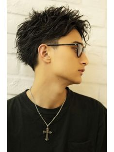 Modern Hairstyles, Undercut Hairstyles, Curly Hair Men, Curly Hair Styles, Barber Man, Mens Perm, Asian Men Hairstyle, Beautiful Person, Haircuts For Men