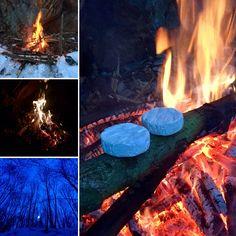 Letos první hermelíny na ohni 🙂