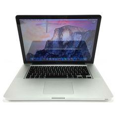 MacBook Pro Unibody 15 inch E2011. Nieuwe accu, HD 500GB, Ram 8.0GB, OS 10.10.5 met 6 maanden garantie, nu voor 929,- #ikfix #macrepair #occasion #macbook #apple