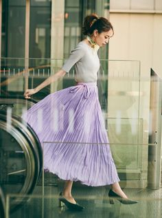 pattern_1 Vogue, Modest Wear, Japan Fashion, Midi Skirt, Casual Outfits, Dress Up, Ballet Skirt, Elegant, Stylish