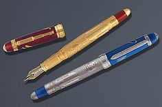 David Oscarson Lewis and Clark LE   Pens
