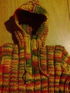 Pullover con capucha y bolsillo canguro   Curso de tejido Pullover, Art, Motivational, History, Google, Fashion, Beret, Tricot, Vestidos
