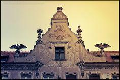 ul. Sienkiewicza  #Wroclaw #Breslau #Poland #architecture #tenement Poland, Monument Valley, Taj Mahal, Architecture, City, Nature, Arquitetura, Naturaleza, Ignition Coil