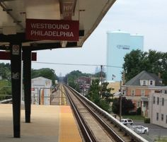 The speed line station in Collingswood, NJ