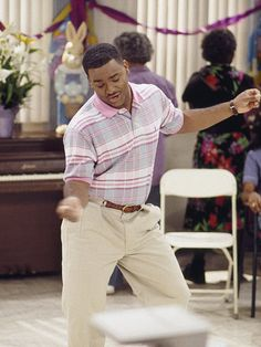 Cool Alfonso Ribeiro onFresh Prince of Bel Air Reunion