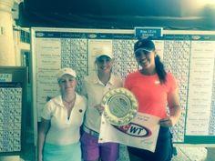 FCWT junior golfers girls Heron Bay 2015