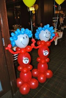 Dr suess party idea
