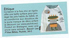 Parution / Magazine Parents / Octobre 2013 #parents.fr #bavoir