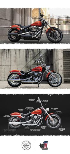 The complete package. | 2017 Harley-Davidson Breakout