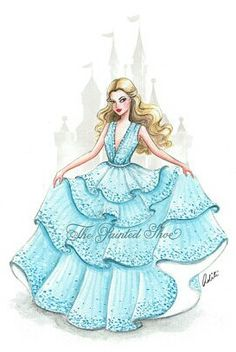 Cinderella: Beneath the dirt and rags lies a beautiful maiden with the heart of a queen.