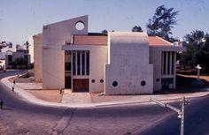 Stiloguedes - XXI - Centro da Igreja anglicana de SÃO CIPRIANO DE CHAMANCULO de 1974 (completado)