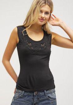 Pedir Morgan Camiseta print - noir por 31,95 € (9/03/16) en Zalando.es, con gastos de envío gratuitos.