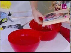 طريقة عمل براويز خشبية بصور مطبوعة - فاي سابا - YouTube
