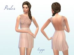 laupipi's Perlas Dress