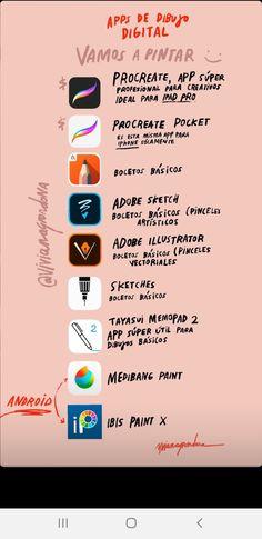 Life Hacks For School, School Study Tips, Editing Apps, Photo Editing, Bullet Journal School, Applis Photo, Graphic Design Tips, Ipad Art, Digital Art Tutorial