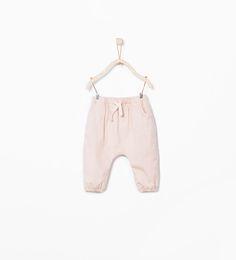 ZARA - MINI - Spodnie z kieszeniami