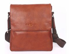 Handmade leather hand bag  Pure leather singer door HonestSEVEN, $82.00