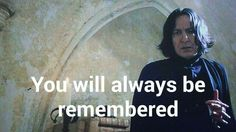 R.I.P Alan Rickman You live on in thousands of fan facts everywhere.