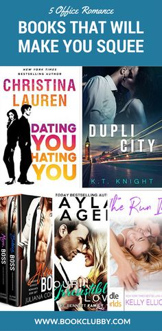 These 5 office romance books worth reading will change the way you look at your boss forever. Going to work will never be the same again...add to your books to read lists today.