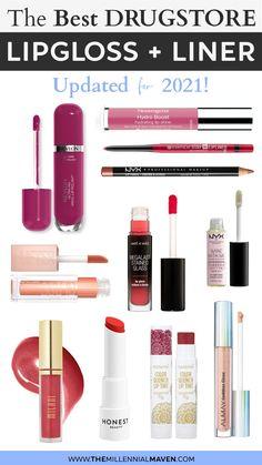 Best Drugstore Lipstick, Best Lipstick Color, Lipstick Dupes, Drugstore Foundation, Drugstore Beauty, Lipsticks, Makeup Dupes, Makeup Kit, Makeup Ideas