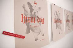 Hum Creative Launch Party: Hum Dog.