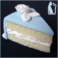 Picture of Polymer Clay Cake