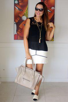 Meu look num dia quente de verão    por Lise Crippa | Blog tudo da moda       - http://modatrade.com.br/meu-look-num-dia-quente-de-ver-o