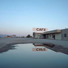 thealienemily:  mirror. desert center ca. 2015. by eyetwistVia Flickr: mamiya 6MF 50mm f/4  kodak portra 160. lab: the icon los angeles ca. scan: epson V750. exif tags: filmtagger.