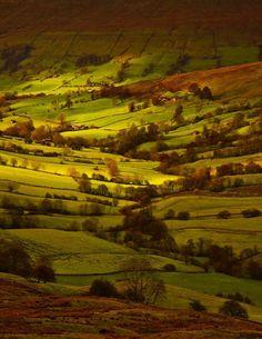 Yorkshire, England.