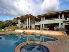 Luxury Homes Around The World | Bedroom Villa   Lahaina, Hawaii Lahaina  Hawaii, Luxury