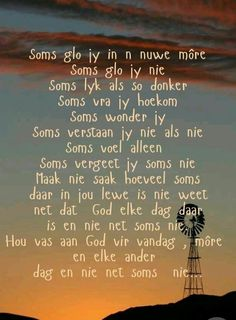 Afrikaans, God Is Good, Weather, Good Things, Quotes, Inspirational, Qoutes, Dating, Weather Crafts