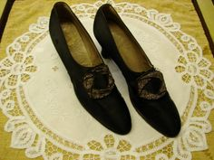 Vintage Wicked shoes - I love these shoes and would wear them if I could get my big feet in them...