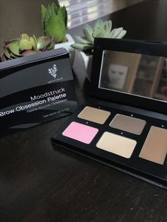 Younique's Moodstruck Brow Obsession Palette will change the way you look at brows. This easy to use box of goodness comes in 3 colors (Blond, Brunette & Dark Brunette). I can say, this is the easiest eyebrow kit I have ever used. It will be available March 1st for purchase. www.caringlennon.com