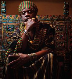 Mutabaruka the poet -Culture Culture Culture
